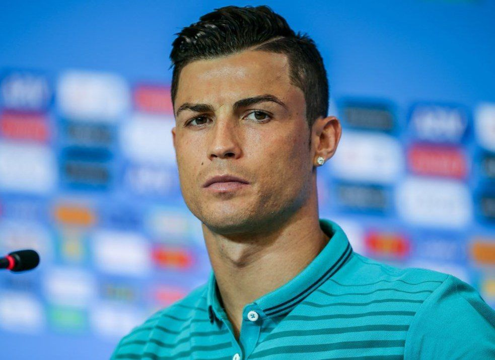 Cristiano Ronaldo Frisur 2017 Stylehaare Info 365