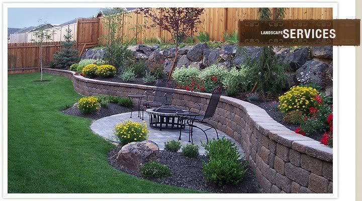 Backyard Landscaping Along Fence Landscaping Outdoor Decor