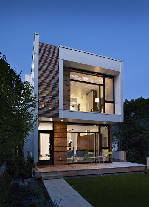 Modern House Facade Ideas 5 500×694 Píxeles Architecture