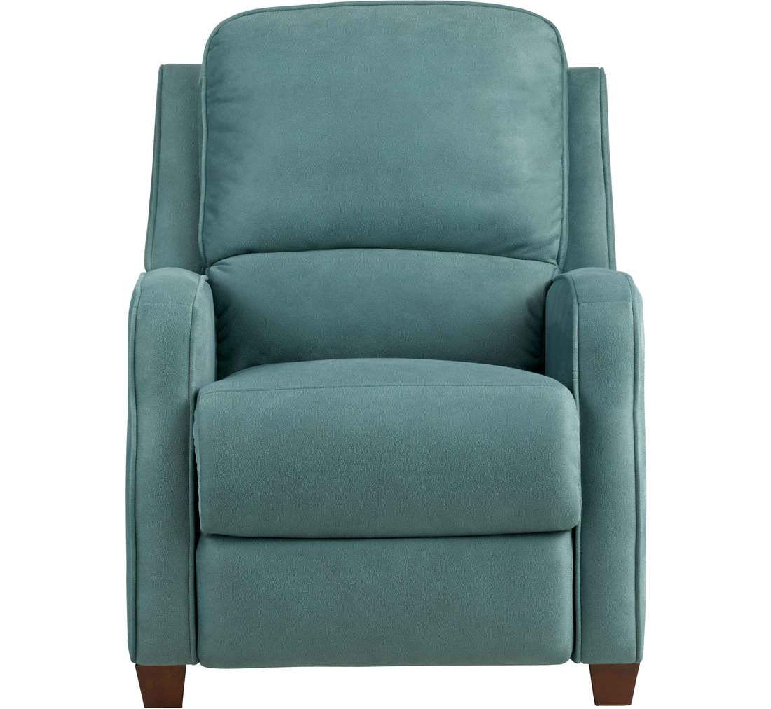 Turquoise Leather Chair For Den While The Mr Recovers Turquoise Recliner At