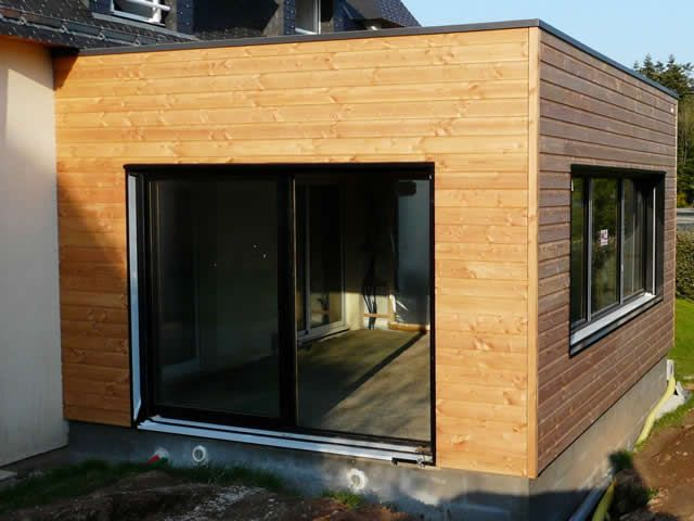 Extension maison prix m2 prix maison maison 40m2 13 for Prix au m2 extension bois