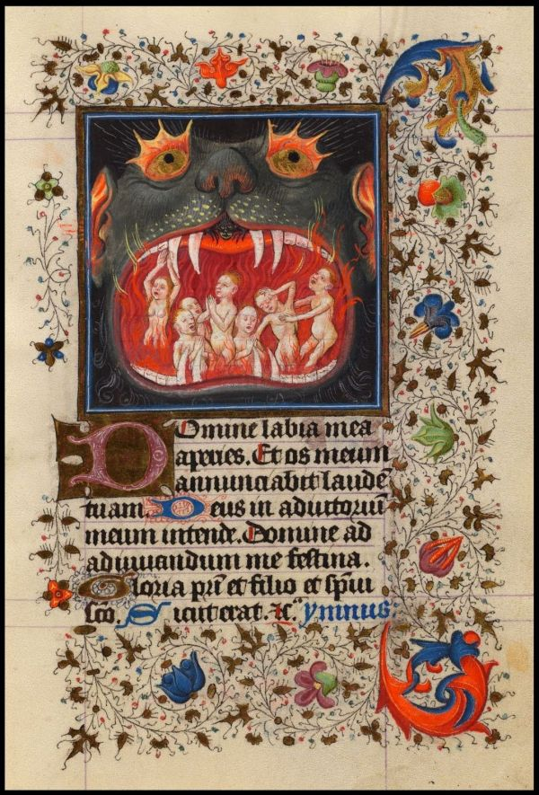Hours Of Catherine Cleves. Gothic Illuminated