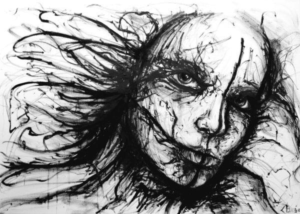 Dark Sketches Artwork - Wallpaper #1842898 Wallbase.cc Art