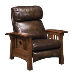 Mission Recliner Chair Plans Ny Giants Stickley Furniture Tsuba Bustle Back The