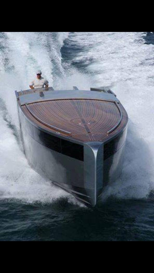 Wood Luxury Speed Boat Luxury Yachts Amp Power Boats
