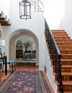 stunning spanish colonial revival in beverly hills also rh pinterest