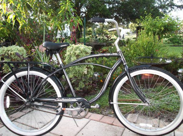 Schwinn Delmar Beach Cruiser Vans Restored Bikes