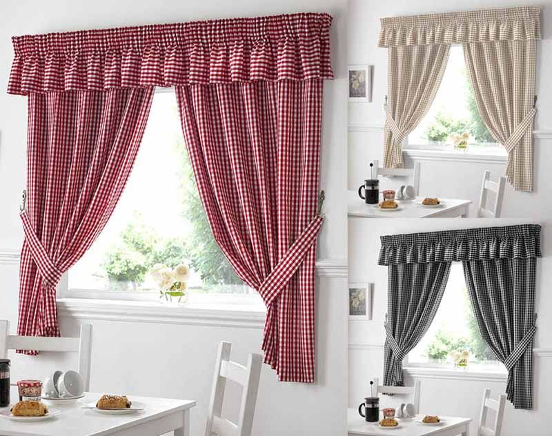 Country Style Kitchen Curtains ΚΟΥΡΤΙΝΕΣ Pinterest Country