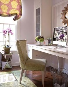 Sue de chiara   home contemporary office museinteriors see mirrored table and starburst mirror also pin by sofia monsalve contreras on house decorations pinterest rh