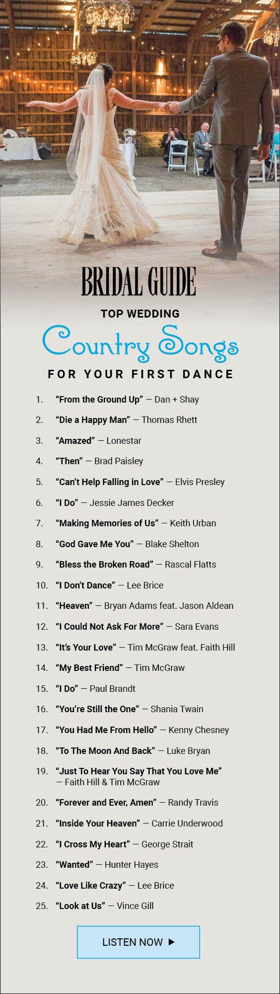 Best Marriage Songs