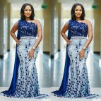 African Plus Size Formal Dresses