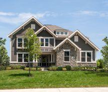 Craftsman Home Exterior Design