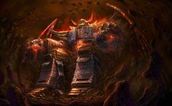 Transformers Unicron Movie Coolest Trans