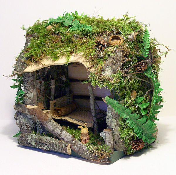 Fairy Houses A Good Way To Attract Fairies Gardens Stains And