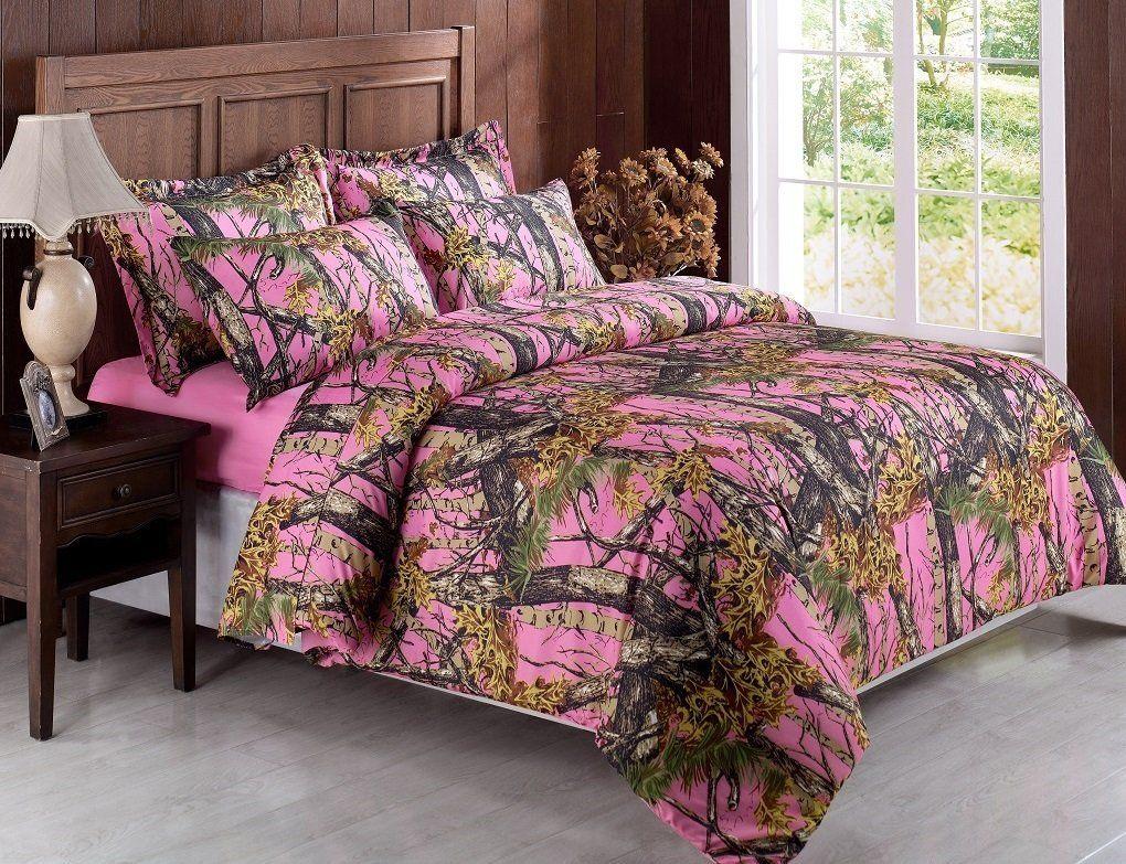 Best 25+ Pink camo bedroom ideas on Pinterest