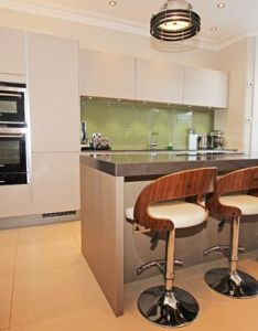 House also advice for planning  kitchen colour scheme to suit the natural cool rh za pinterest