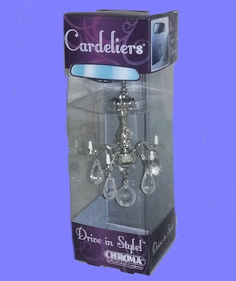Chandelier For Car Rear View Mirror Cardelier Your Ornament