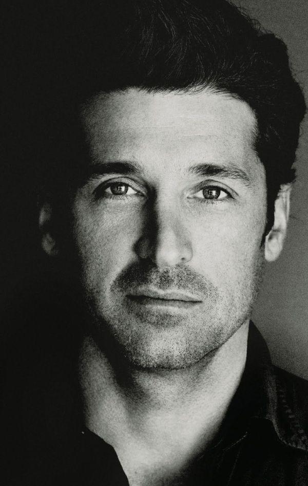 Patrick Dempsey.alias Dr. Stranamore Famous Portraits