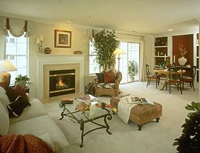 Home Decorating Ideas Traditional Living Room Decorating & Home
