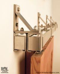 Stainless Box Rail Bypass Hardware (400 lb)   Bypass barn ...