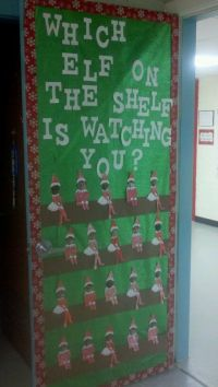 Christmas door decorating contest | Christmas plus ...