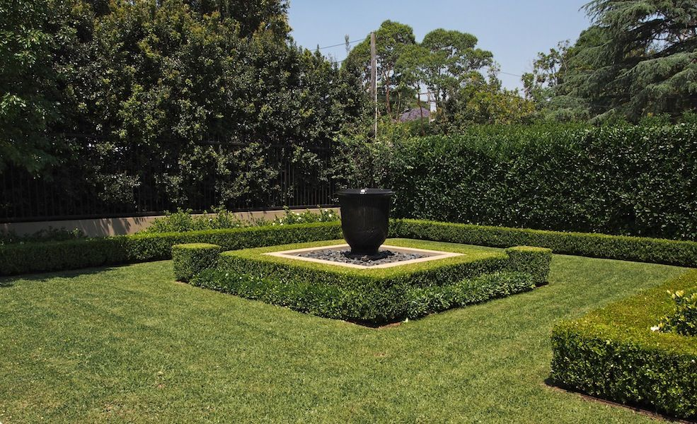 The Front Garden Design Paul Bangay Killara Garden Sydney