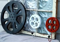 Movie Reel Wall Decor/ Wall Decor Projector Movie Reel ...