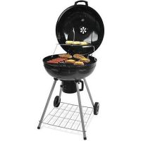 Small Charcoal BBQ Grill Patio Portable Party Barbecue ...