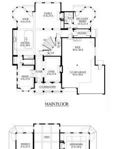 Shingle style cool house plan id chp total living area also rh sk pinterest