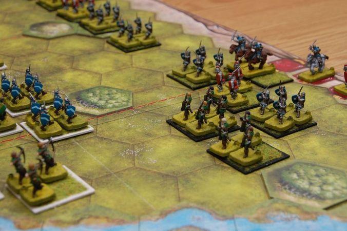 Resultado de imagem para tabletop battlelore
