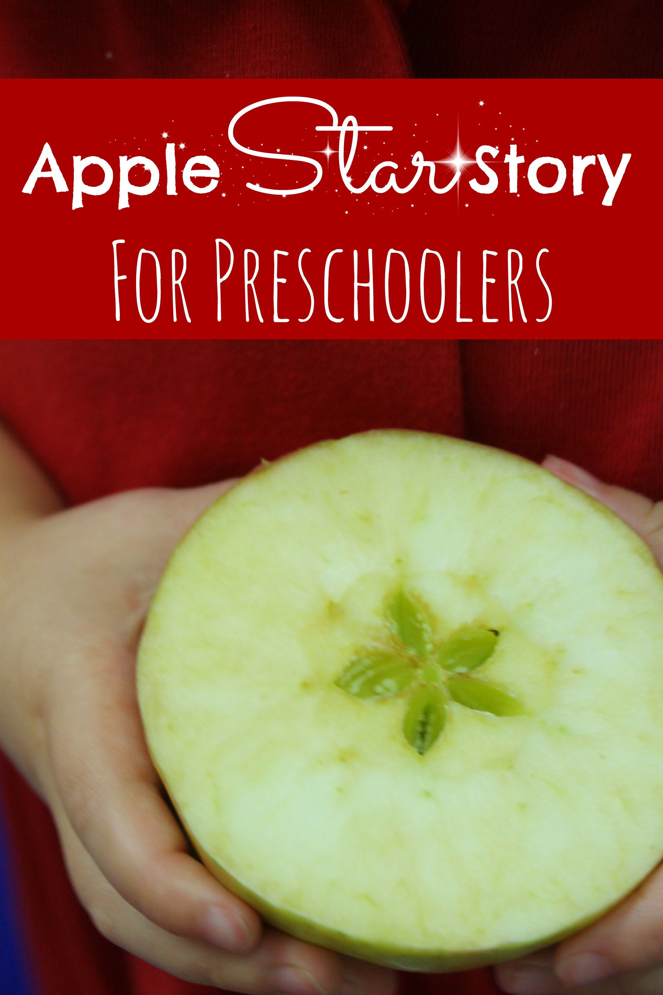 Apple Star Story For Preschoolers