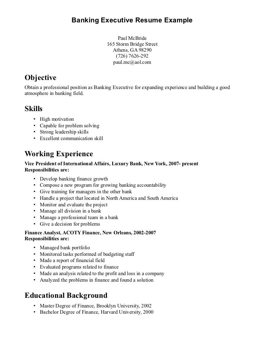 Communication Skills Resume Example Resumecareer Info
