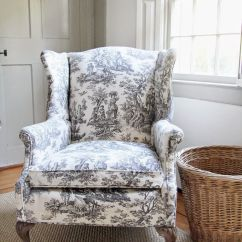 Chair Slipcovers Green T4 Pedicure Chairs Wing Back (a Country Farmhouse) | Furniture, Farmhouse And Store