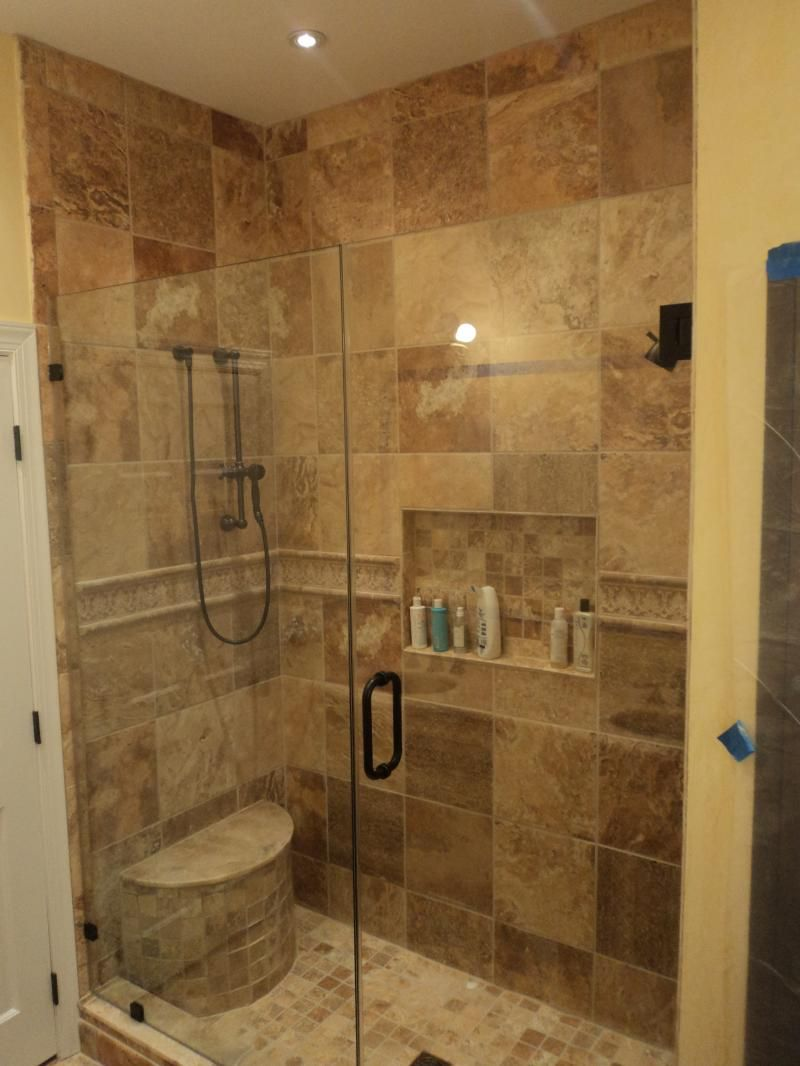 stand+up+shower+designs