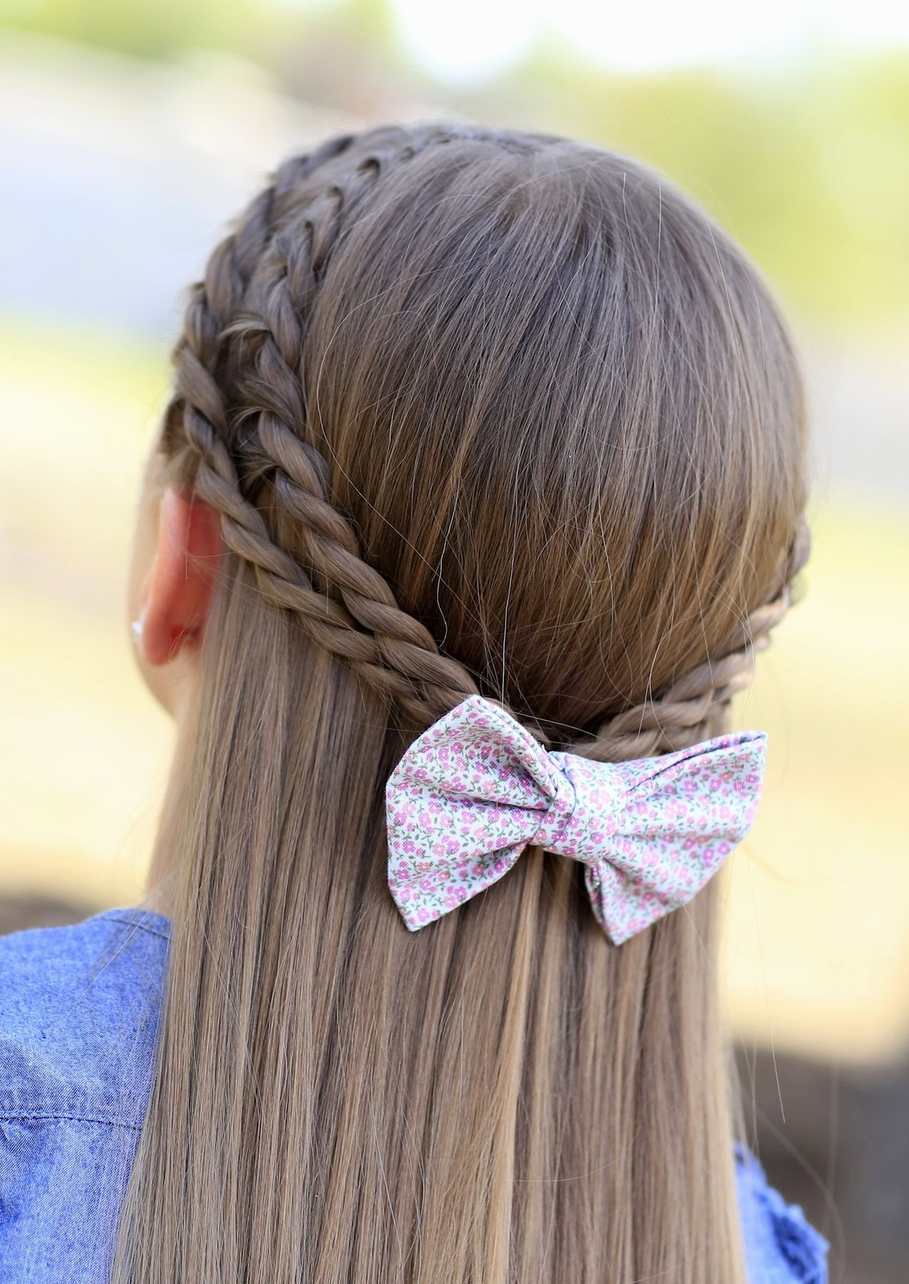 Cute Wedding Hairstyles For Kids  Cute hairstyle for little girl  Pinterest  Hair style Kid