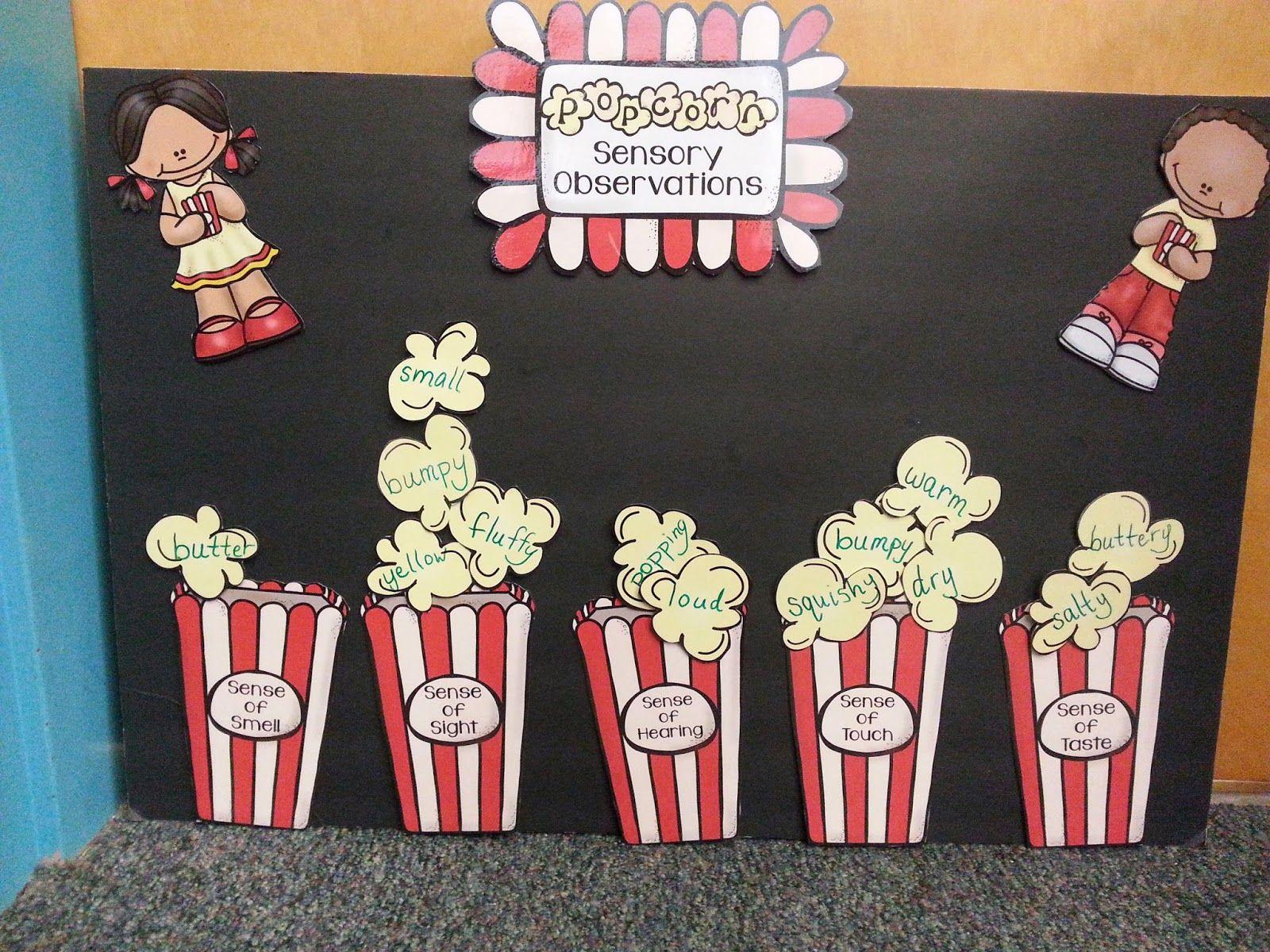 Popcorn Investigation