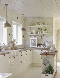 wonderful diy ideas to upgrade the kitchen also farmhouse kitchens rh pinterest