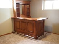 Small Basement Bar Plans With Found On Primocraft On ...