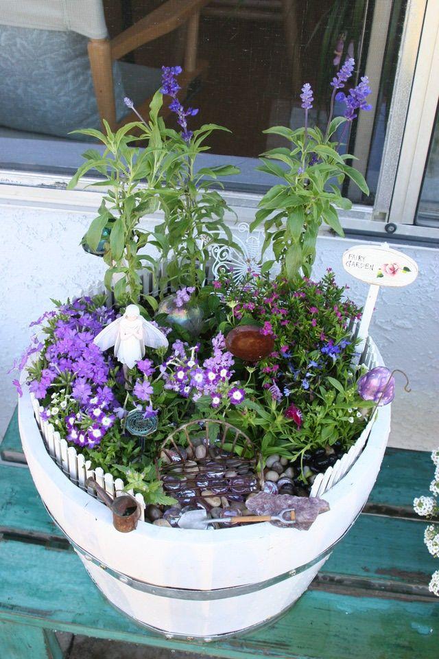 Make Your Own Fairy Garden 10 Magical Ideas Gardens Irish And Own