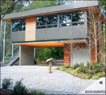 Small Modern House Plans On Stilts