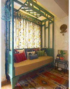 Room also the east coast desi bespoke design by zero home tour indian rh pinterest