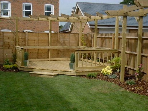 Garden Decking Ideas Google Search Decking Pinterest