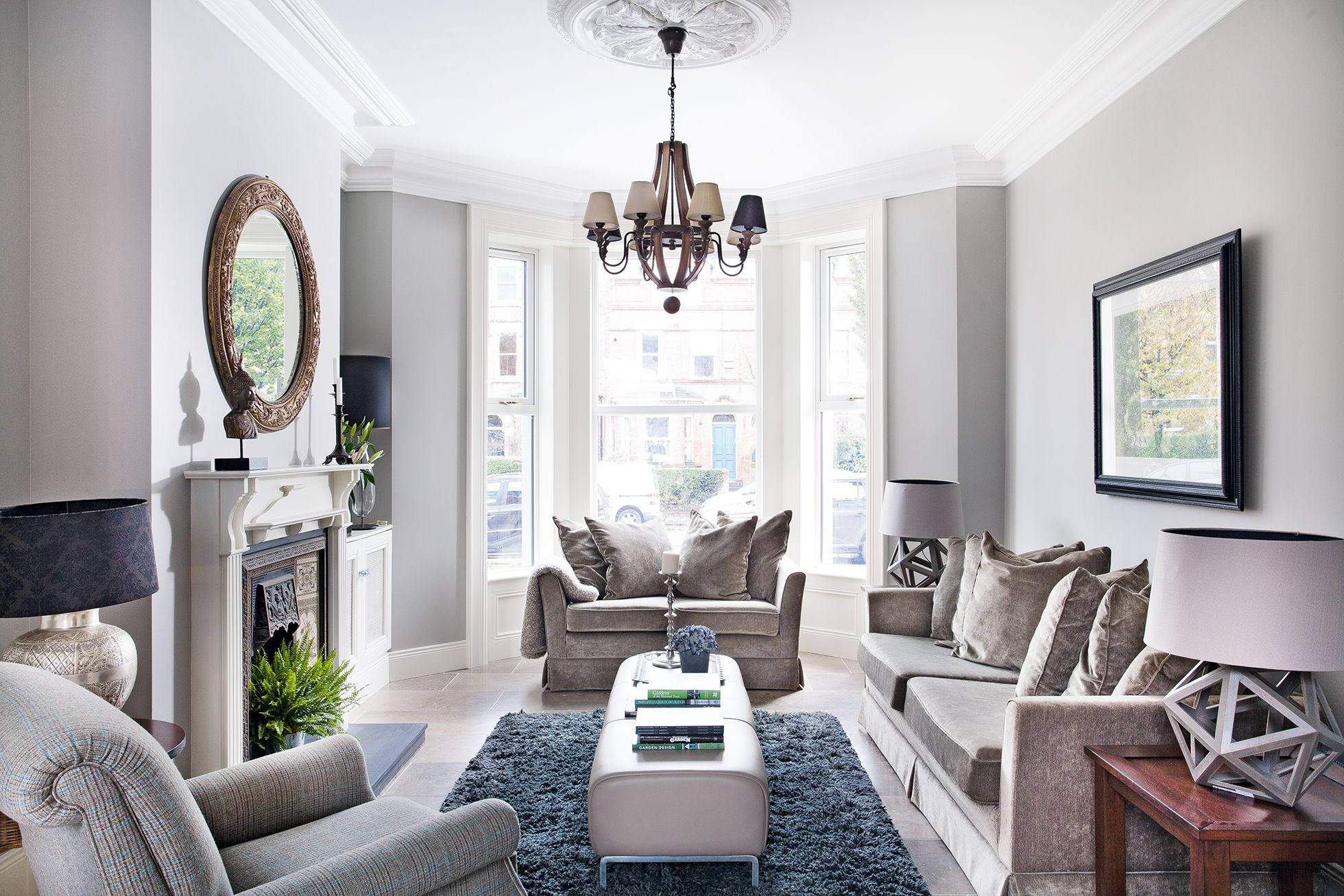 Andrew Brennan Has Redesigned The Layout Of His Townhouse While