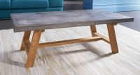 concrete coffee table base  | DIY | Pinterest | Concrete ...