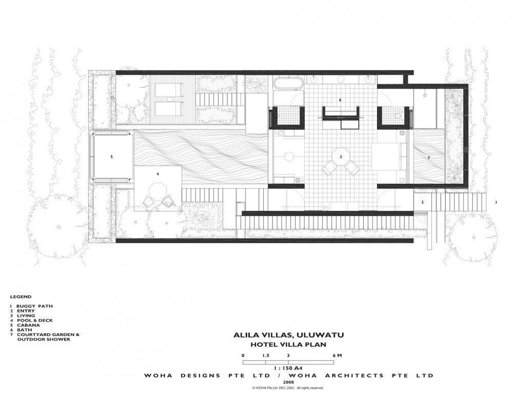 Architects: WOHA Location: Uluwatu, Bali, Indonesia
