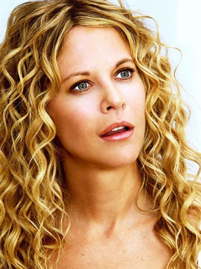 Long Curly Hairstyles The Envy Of Most Girls Loose Curl Perm