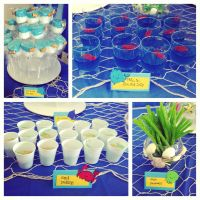 sweet treat ideas for Under the Sea baby shower | Baby ...