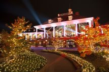 Nashville at Opryland Hotel Christmas Lights