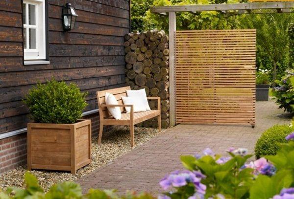 Gartendeko Garden Ideas Paravent Garden Outdoor Room Divider
