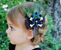 Wedding Flower Girl Hair Bows | Fade Haircut